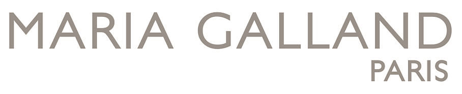 Maria Galland - Logo